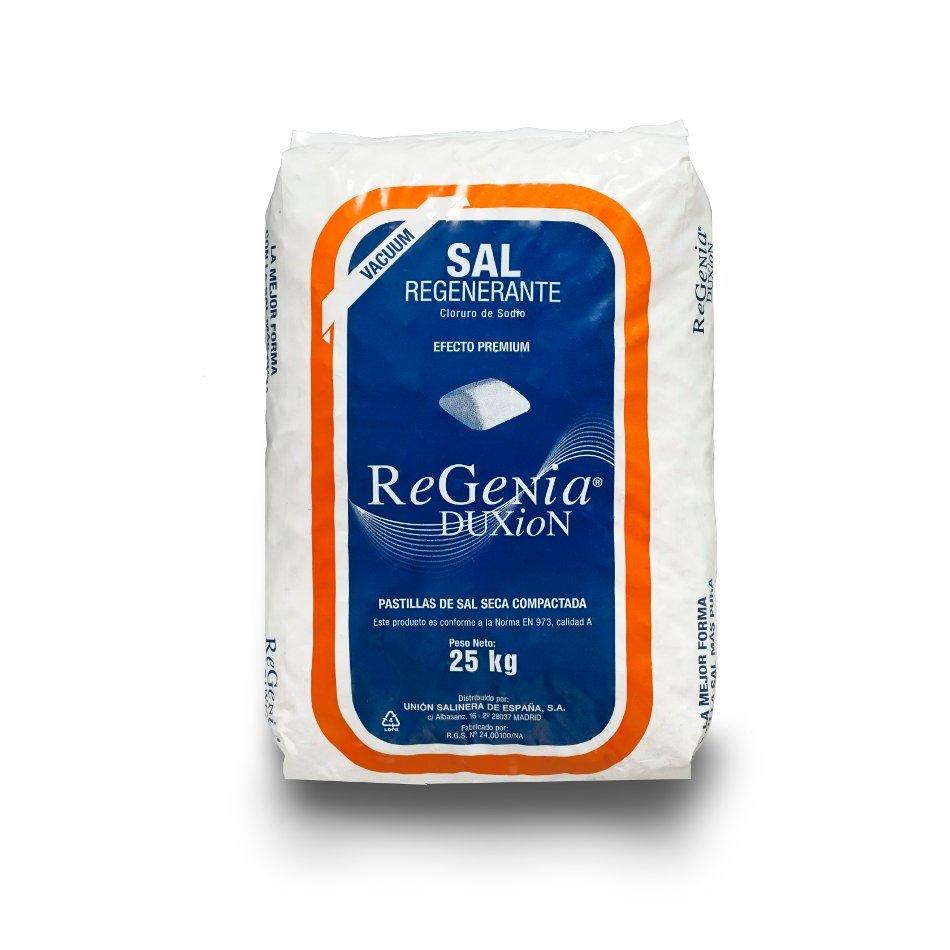 Regenia duxion servisal for Sal vacuum pastillas